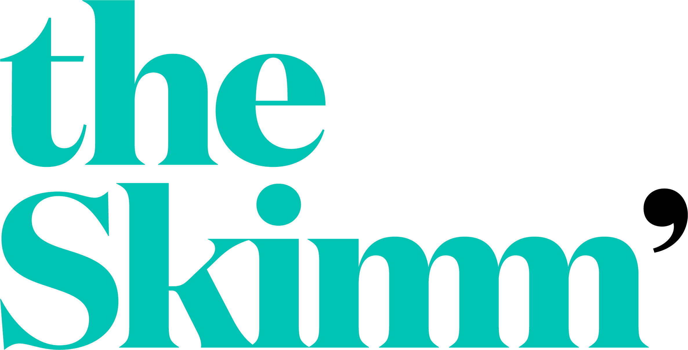 Logo: The Skimm